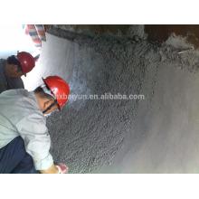 Massa de compressão de massa de compressão de grafite para a fusão de liga de aço carbono alto