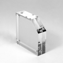 Acrylic Perspex Magnetic Photo Block Frame