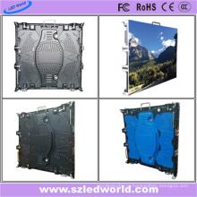 Напольный/крытый светодиодные табло сообщение на экран панели фабрики Китая