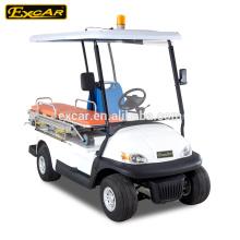 Carro elétrico barato da ambulância de 2 assentos para a ambulância A1M2 da venda para o hospital