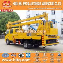 Japan technology 4*2 12m 14m high lifting platform truck good quality hot sale