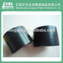 Made in hebei, china fita de duto de PVC preto