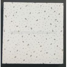 Équilibrer le plafond de panneau de fibre de tuiles minérales d'intérieur de Humidité en Chine