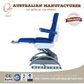 Tabla de examen ortopédico de la cama de tratamiento eléctrico de la silla de podología