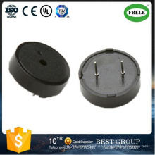24mm External Drived Type12V Piezo Buzzer with Pin (RoHS approve)