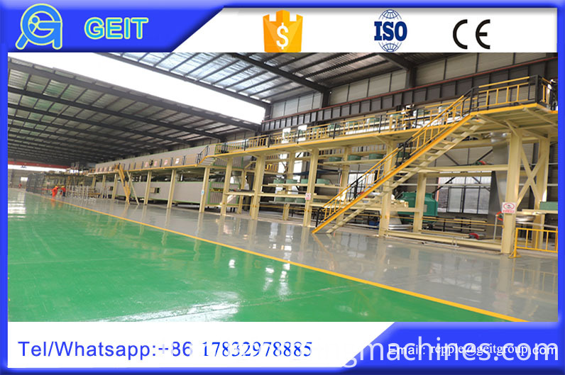 aluminium color coating line