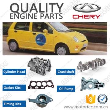 OE-Qualität Chery QQ Motorenteile chery Ersatzteile 372-1005032 / 472-1003040AB / 372-1011030