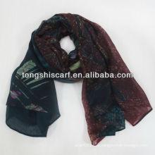 2013 новые моды шарфы для зимы