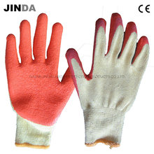 Construction Work Latex Coated Gloves (LS010)