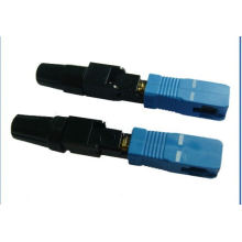 Sc/APC Singlemode Fast Fiber Optic Connector