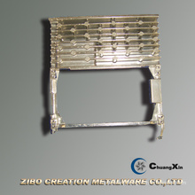 High Quality 0.6KG Servo Motor Die Casting Aluminum Car Radiator Cover