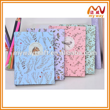 wholesale china stationery of 2016 custom diary with different design idea