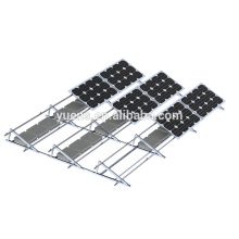 Solar Power Plant System Home Fully Ballasted Flat Roof Solar Mount