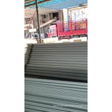 Long length 2800mm 99.7% alumina tube pipe rod
