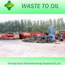 La generación más nueva de instalaciones de refinería