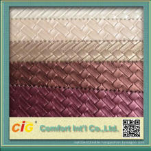 Chinese Upholstery Synthetic PVC Leather Vinyl