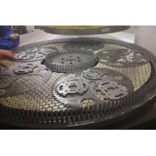 Rectificadora de superficie de piezas de motor de alta precisión