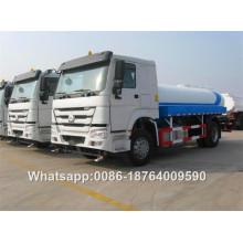 Caminhão-tanque Sinotruk Howo Inox