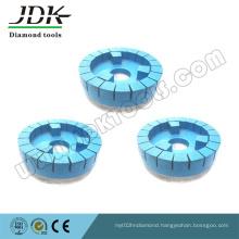 Diamond Satellite Calibrating Wheels for Grinding Stone Slab