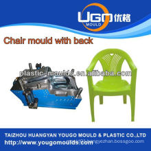 China injection plastic mould manufacturer for high quality plastic chair mould factory