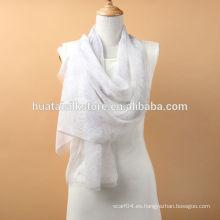 Japón marca bufanda Paisley protección UV seda mantón