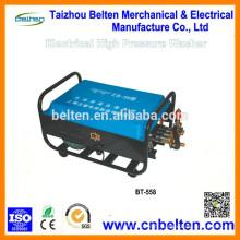 BT558 1-2.5Mpa 30L / Min 2.2KW Laveuse à voiture portable Laveuse haute pression