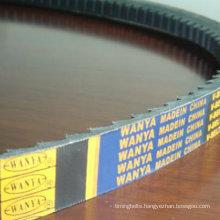 Auto Raw Edge Cogged V Belts (AX34)