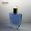 Дизайнер формы стеклянная бутылка дух 100ml для женщин