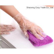 Großhandel Handschuhe Medizinische Kunststoff Orb PE Handschuhe