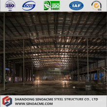 Heavy Steel Structure for Workshop with Mezzanine and Office