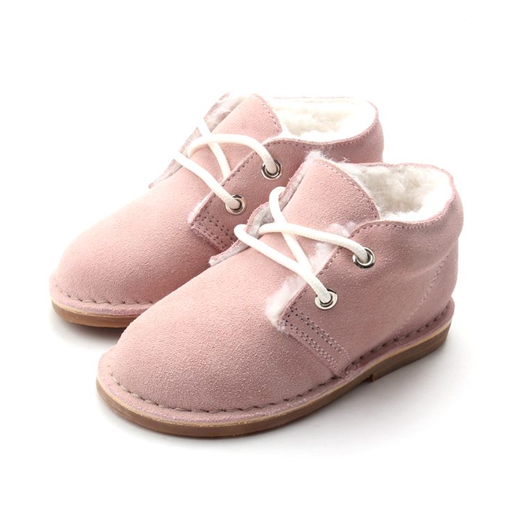 Baby Plush Shoes