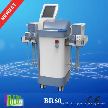 528 Diodos Laser 2016 4D Laser Lipo Slimming Celulite Laser Slim Lipo Lipolysis Máquina Lipolaser