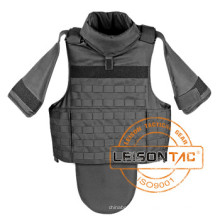 Ballistic Vest Tac-Tex Nij Iiia with SGS and ISO Standard