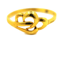 Prime Ring Or Jaune 18 K