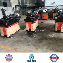 High speed rebar thread rolling machine