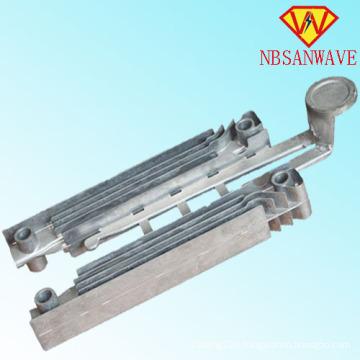 Aluminum Casting for Aluminum Heating Radiator