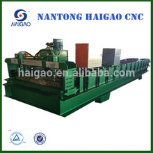 Single-Layer-CNC-Farbstahl Rollenherstellungsmaschine / Verriegelungsfliesen, die Maschine herstellen