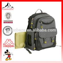 New design Diaper bag backpack outdoor travel yummy mummy bag outdoor stroller travel mommy bag (ES-Z363)