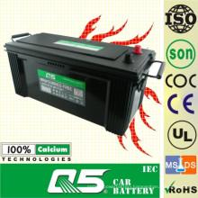 DIN-65033 12V150AH Mf Electric Vehicle Battery Car Starting Battery