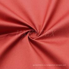 Faille Stripe tela de poliéster para el abrigo de moda