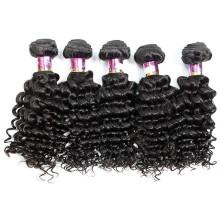 6a Jungfrau Mongolische Afro Kinky Curly Hair