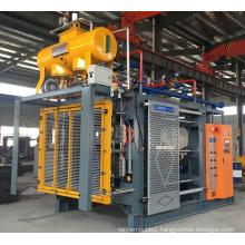 auto vacuum eps machinery making polystyrene foam slab