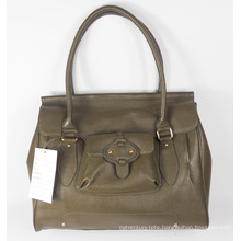 Guangzhou Designer Leather Handbag Shopping Handbag (164)