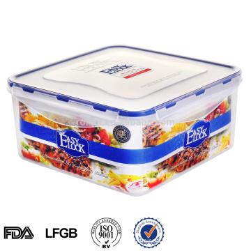 Китайские микроволновой печи пластика термостойкие многоразовые пищевых контейнеров