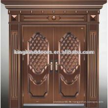 Neue Villa doppelte Sicherheit Tür KKDFB-8015 aus China Top-Marke KKD