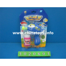 Hot Selling Plastic Toys Bubble Gun (3 COLOR) (1020601)
