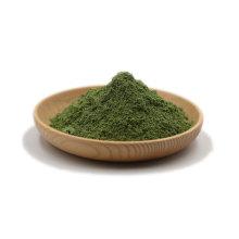 Suco de grama de cevada orgânico sem glúten