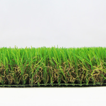 Самая лучшая продавая подгонянная искусственная зеленая трава с различной высотой