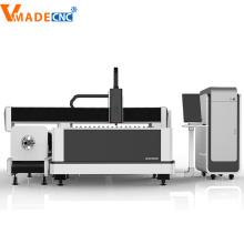 500W 1000W Metal Tube Laser Cutting Machine