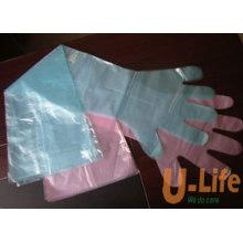 Armlänge Palpationshandschuh (PE)
